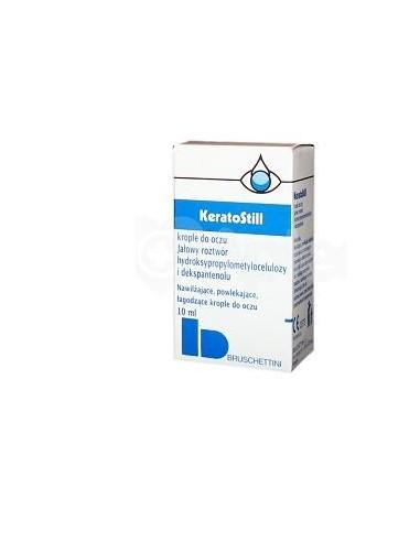GOCCE OCULARI KERATOSTILL 10 ML