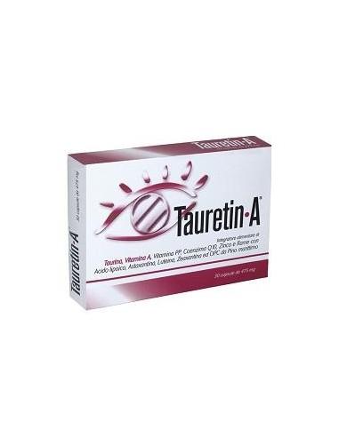 TAURETINA 30 CAPSULE
