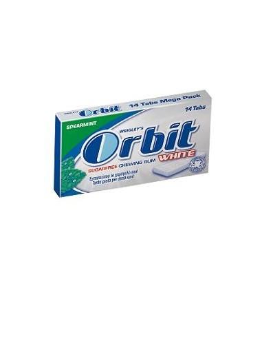 ORBIT TABS WHITE SPEAR 14TABS