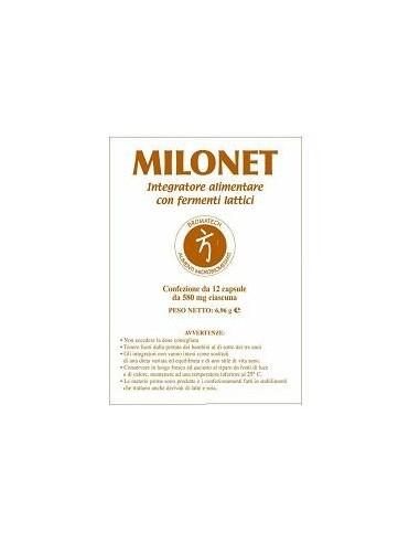 MILONET 12 CAPSULE