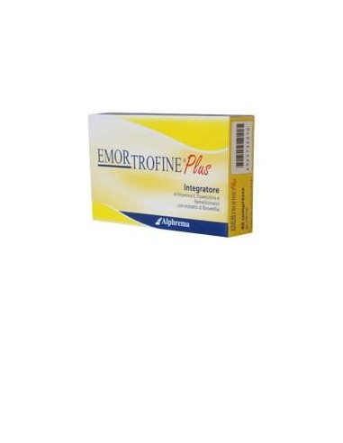 EMORTROFINE PLUS 40 COMPRESSE...
