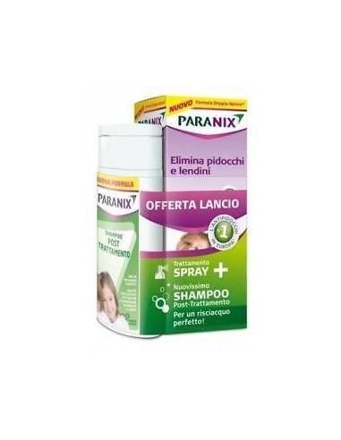 PARANIX PROMO SPRAY + SHAMPOO