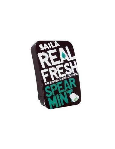 SAILA REAL FRESH CHEWING GUM MENTA...