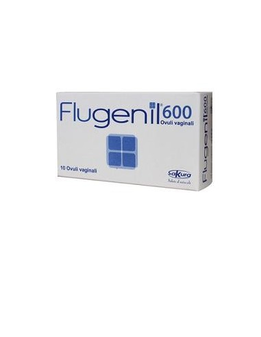 FLUGENIL 600 10 OVULI VAGINALI