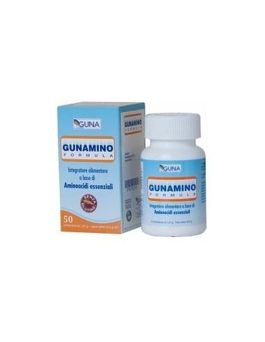 GUNAMINO FORMULA 50 COMPRESSE 50,50 G