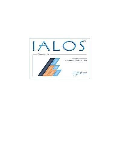 IALOS 20 COMPRESSE DA 250 MG
