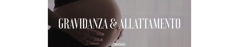 Gravidanza ed allattamento